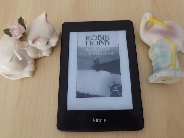La trilogia dei Lungavista di Robin Hobb