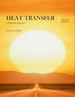 """Heat Transfer"""" By Yunus A. Cengel"""