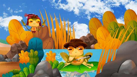 Ilustración de Paulo Oñate