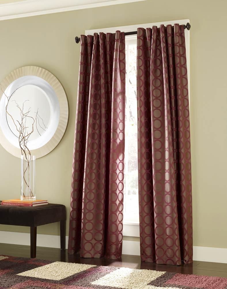 Modern Furniture Modern Curtains Design 2011 For Windows