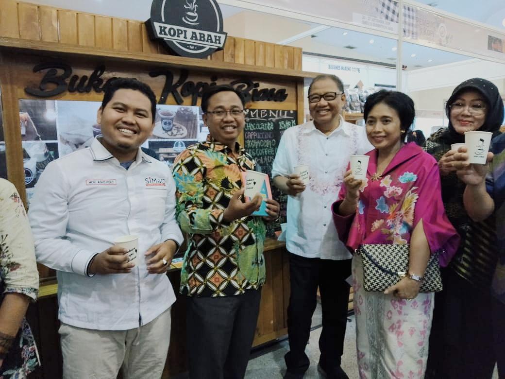 Kopi Abah Hadir Di Rembug Kopi Nusantara 2019