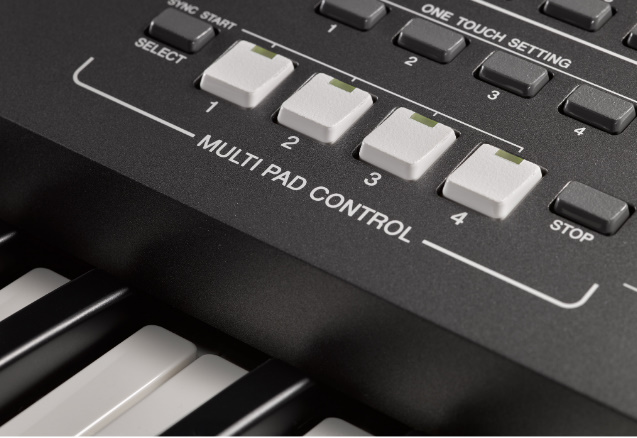 Cara Membuat Multipad Pada Keyboard Yamaha PSR
