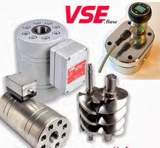 VSE Oil Flow Meter