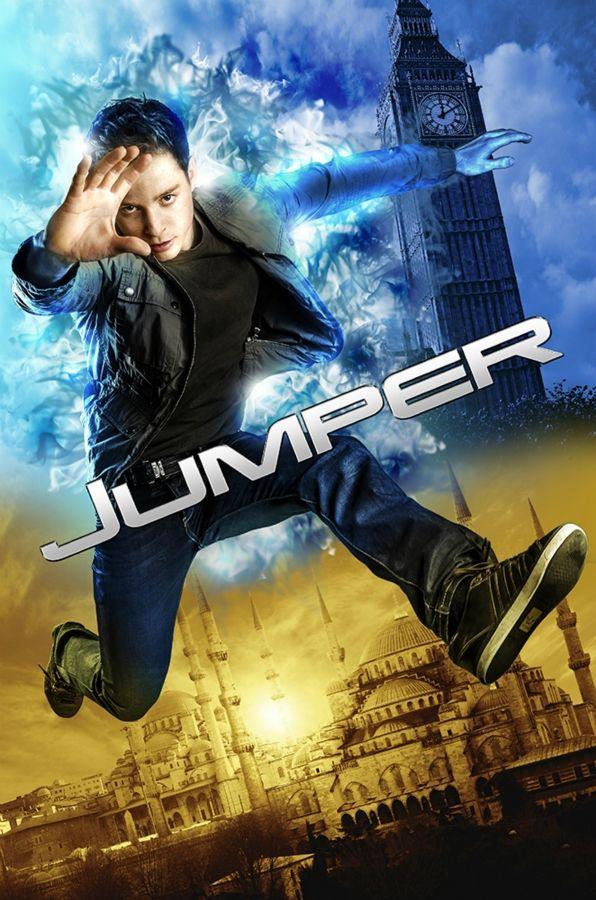 Jumper [2008] [DVDR] [NTSC] [Latino]