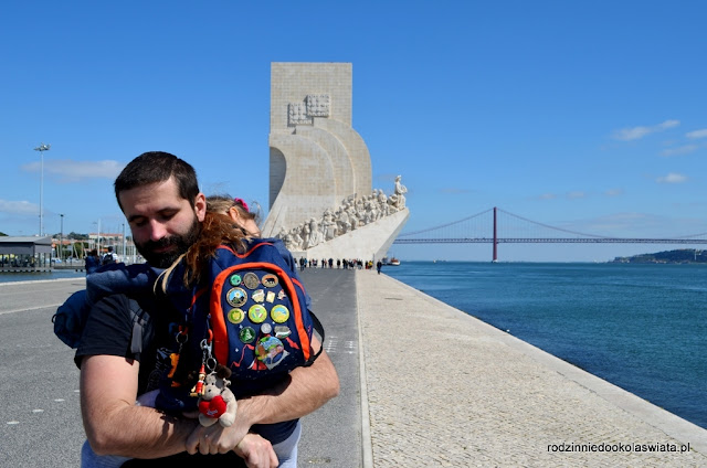 Lizbona z dzieckiem- spacer przez najważniejsze zabytki