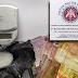 POLICIAL: BOCA DE FUMO É ESTOURADA PELA PM NO ALTO DA MARAVILHA
