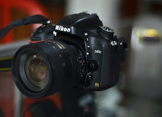 Jual Nikon D610 + Lensa Nikon 24-85mm VR
