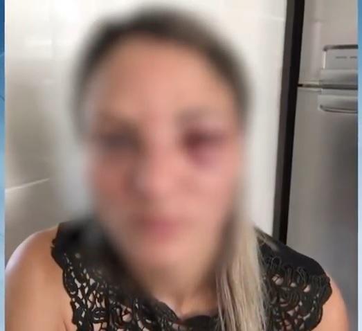 Mulher é agredida em posto de Gasolina, em Curitiba por homofóbico