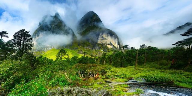 Lembah Barun - Nepal
