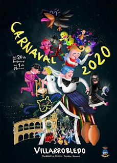 Villarrobledo - Carnaval 2020 - Rubén Almansa Tomás