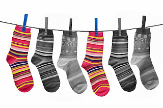 Socks for Toddlers to Sort