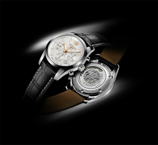 017a9fface8 relogios  Longines presents the history of Portugal clock