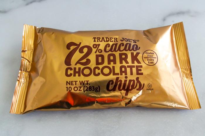 Trader Joe's 72% Cocoa Dark Chocolate Chips review