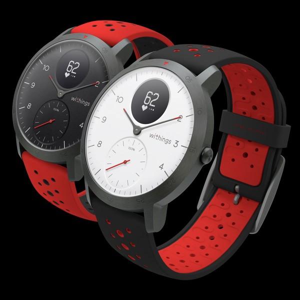 Nové hybrid smart hodinky Withings Steel HR Sport 720c33f9b5f