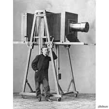 One of the First Cameras