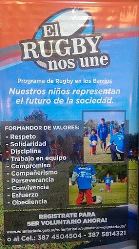 Programa -Rugby en los Barrios- Salta.