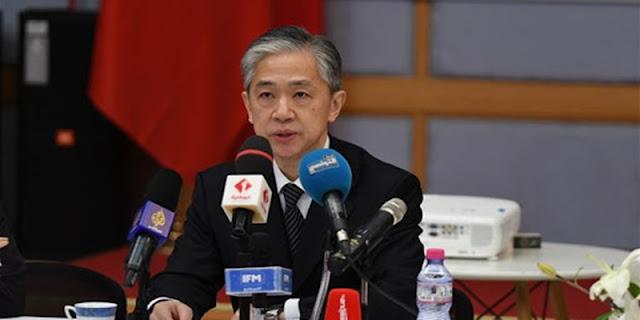 AS Tambahkan Sanksi, China Menantang Lebih Keras Lagi