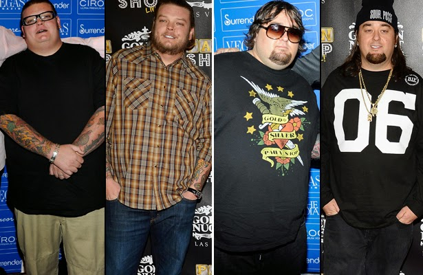 Pawn Stars Weight Loss