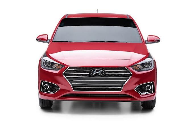 New Hyundai Verna 2017 front look pics