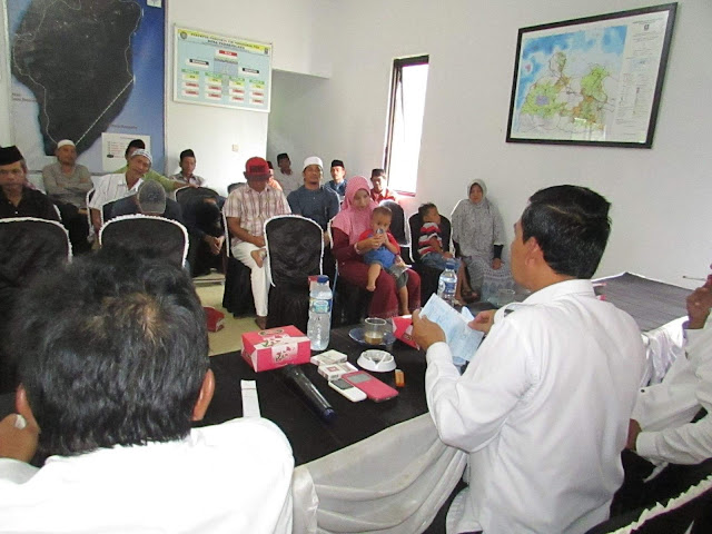 Contoh Pembuatan Surat Undangan Rapat Desa RT dan RW doc