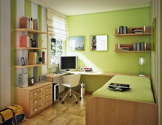 Small Bedroom Decorating tips latest