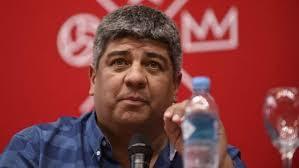Pablo Moyano, vicepresidente de Independiente