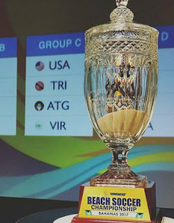 CONCACAF, Beach Soccer, Championship, USA, teams, groups, schedule dates, start times.
