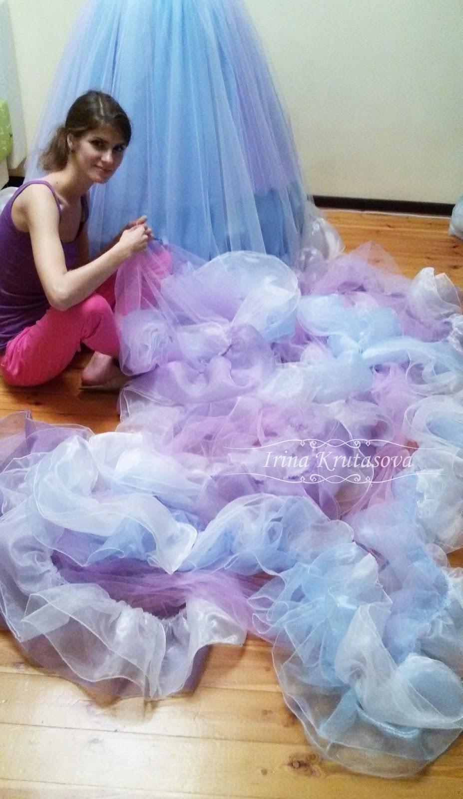 Платье золушки сшить своими руками фото 765