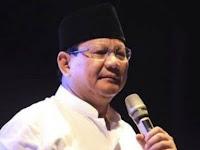 Banyak Orang Berterimakasih karena Telah Disekolahkan Prabowo