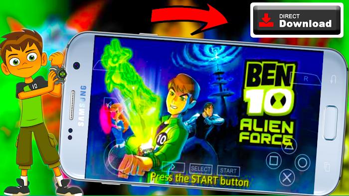 Ben 10 alien force Download - Ben 10 alien Force Download for Android