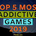 Top 5 Most Addictive Mobile Games of 2019 (Play Time Per Day)
