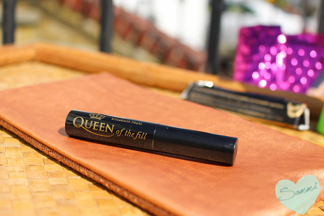 My New Year Beauty Resolutions for 2016 - Elizabeth Mott Queen of the Fill Tinted Brow Gel in Light (Ipsy Bag)