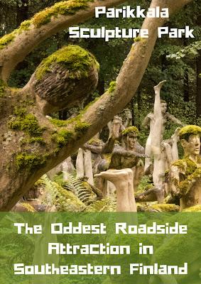 The Oddest Roadside Attraction in Southeastern Finland: Parikkala Sculpture Park