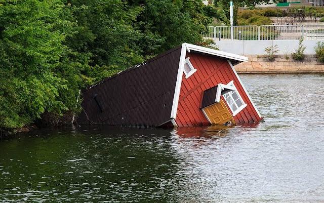 Kerugian Karena Banjir via carbonbrief.org