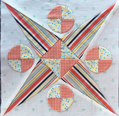 Dearest Boy Quilt; Crossed canoes