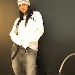 Andrea Rincon, Selena Spice Galeria 19: Buso Blanco y Jean Negro, Estilo Rapero Foto 61