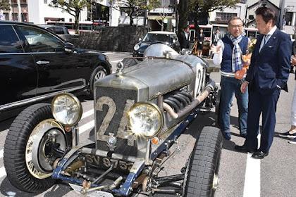インヴィクタ 1928年製イギリス車