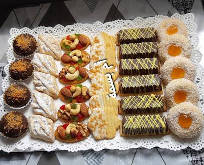 حلويات العيد 2020 مكتوبة