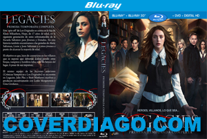 Legacies - Season / Temporada 01  - BLURAY