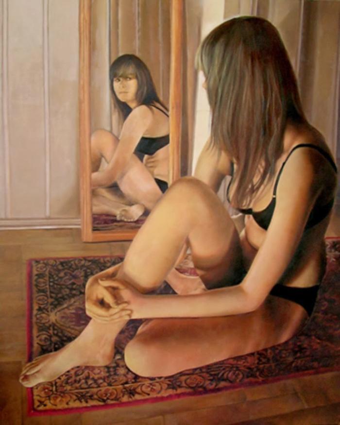 Польская художница. Paulina Wilk