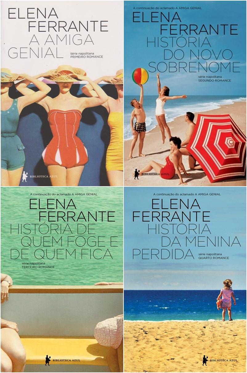 Elena Ferrante é a amiga genial de todo mundo que gosta de ler