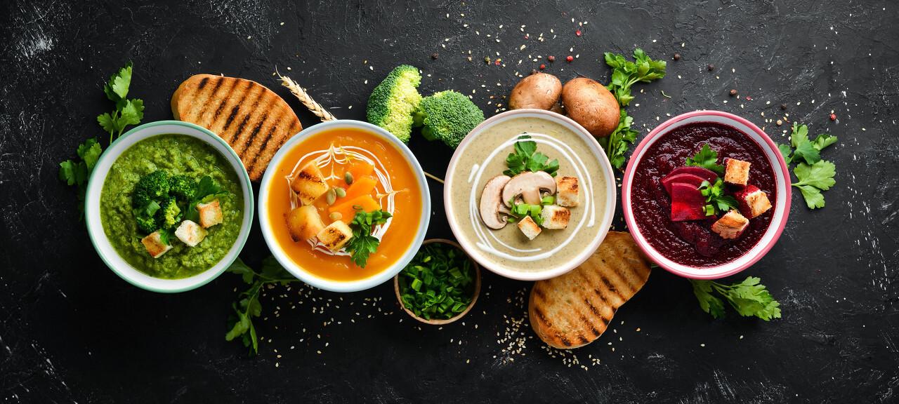 Top 6 Soup Diet Review