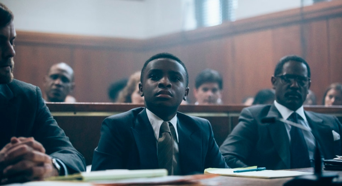 Anton MCCray en When They See Us