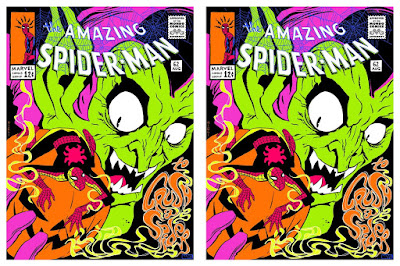 The Amazing Spider-Man: To Crush a Spider Screen Print by Ciro Nieli x Mondo