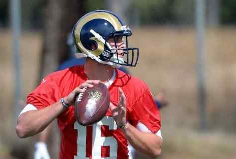 Jared Goff downplays age factor ahead of NFC title game