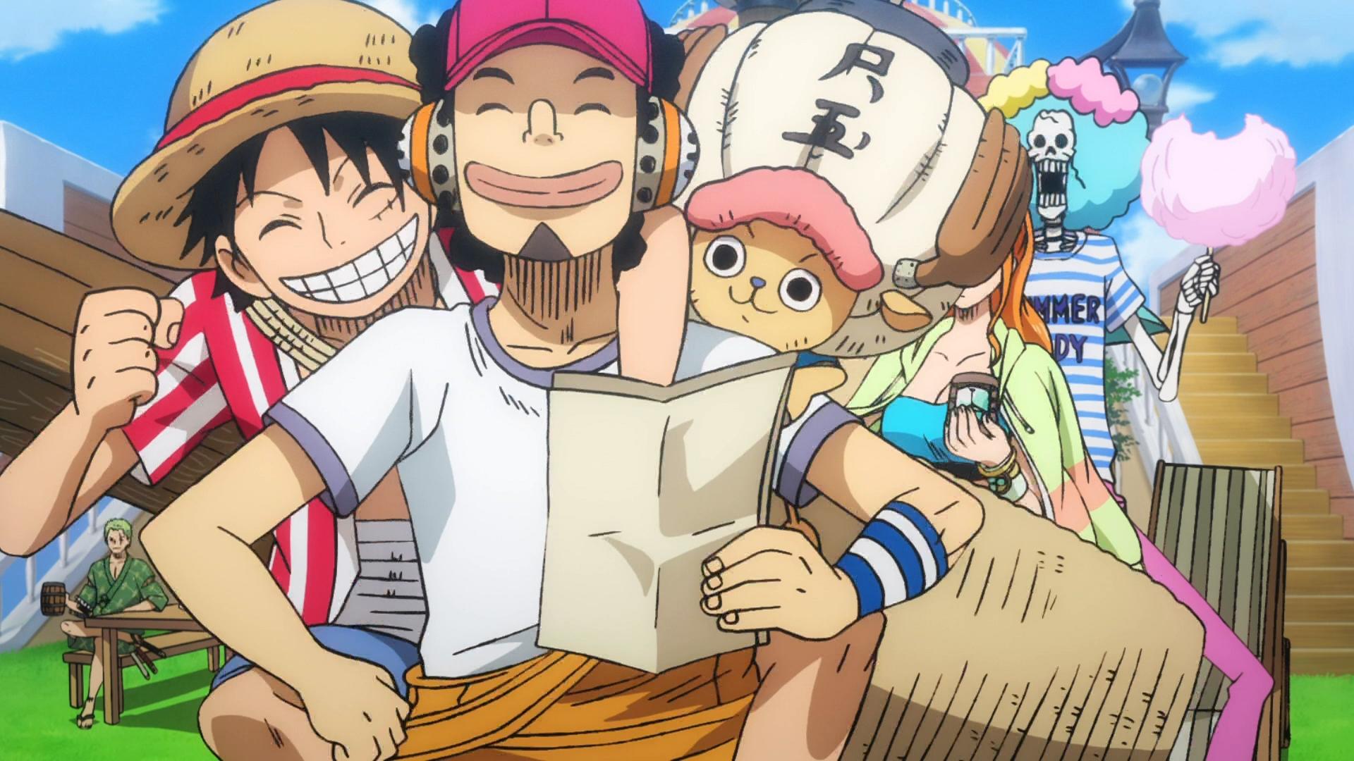 One Piece: Estampida (2019) 1080p BDRip