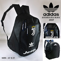 tas punggung bola juventus