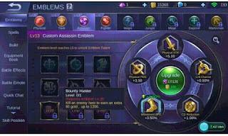 Emblem Hero Wanwan Terbaru Mobile Legend