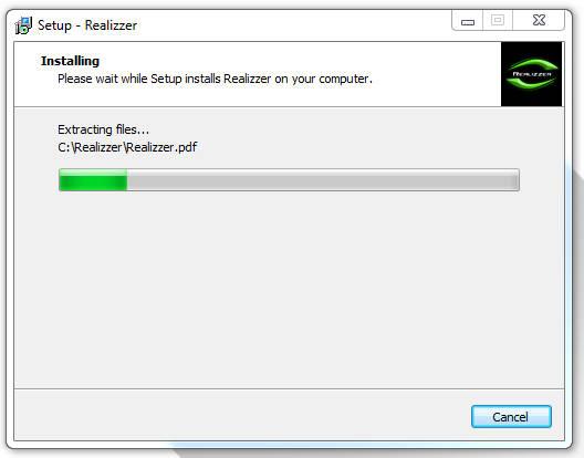 Realizzer 3D Studio 1.6.0 Full (Simulador de Iluminaciones en 3D)