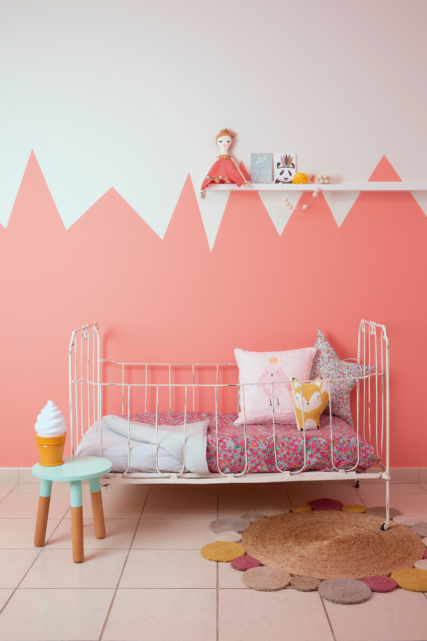 Pintura para habitaciones infantiles blog de decoraci n diy ideas low cost para decorar tu - Ideas decorar habitacion infantil ...